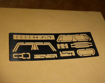 high quality photoetched sheet for Ferrari 250 GT SWB series-II 1961 Madyero 1:43