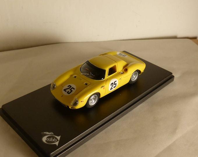 Ferrari 250 LM 6023GT Ecurie Francorchamps Le Mans 1965 #25 Bandini/Biscaldi 1:43 Remember Models factory built