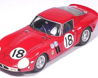 Ferrari 250 GTO 4219GT 3h Daytona 1963 Pedro Rodriguez Remember Models KIT 1:43