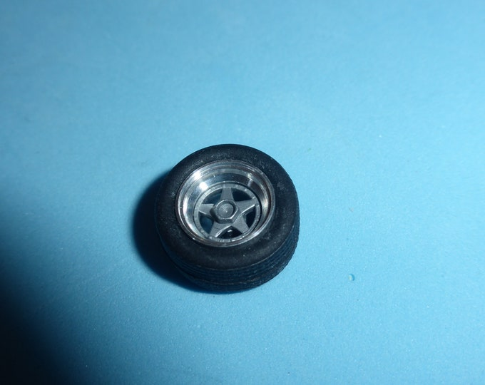 high definition Gotti wheels set for road and rally cars Remember W57 1:43