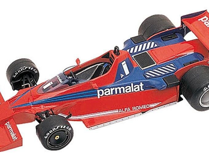 Brabham Alfa Romeo BT46/B Swedish GP 1978 Watson or Lauda TAMEO Kits TMK231 1:43