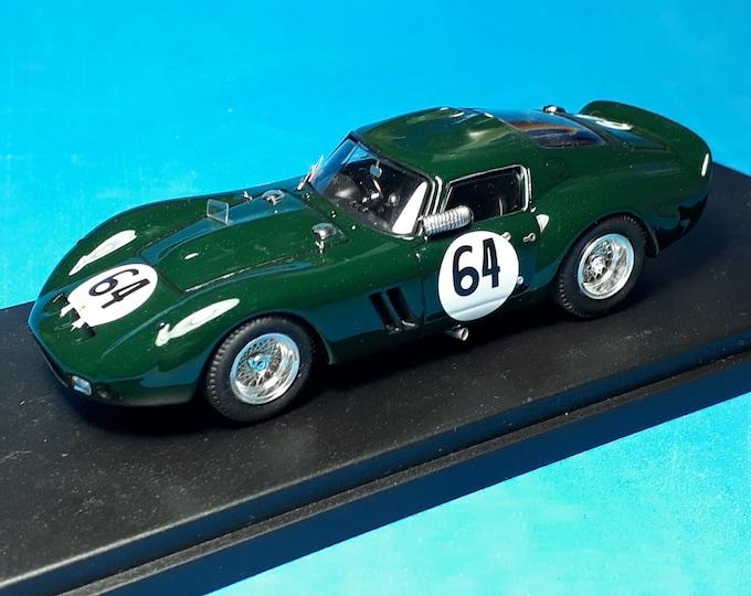 Ferrari 250 GTO 4491GT 1000km Nurburgring 1965 #64 Sutcliffe/Lumsden Tokoloshe by Remember TOK21 1:43 factory built