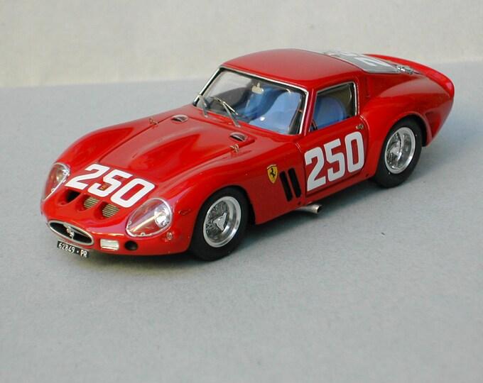 Ferrari 250 GTO 3607GT Coppa FISA Monza 1963 #250 Pagliarini Remember Models kit 1:43