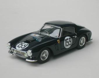 Ferrari 250 GT SWB 2001GT Tour de France Auto 1960 #159 Tavano/Martin KIT Madyero 1:43