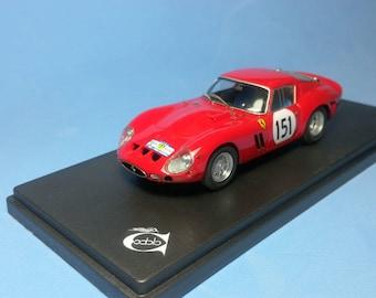 Ferrari 250 GTO 3527GT Ecurie Franchorchamps Tour Auto 1962 #151 Bianchi/Dubois REMEMBER Models 1:43 KIT