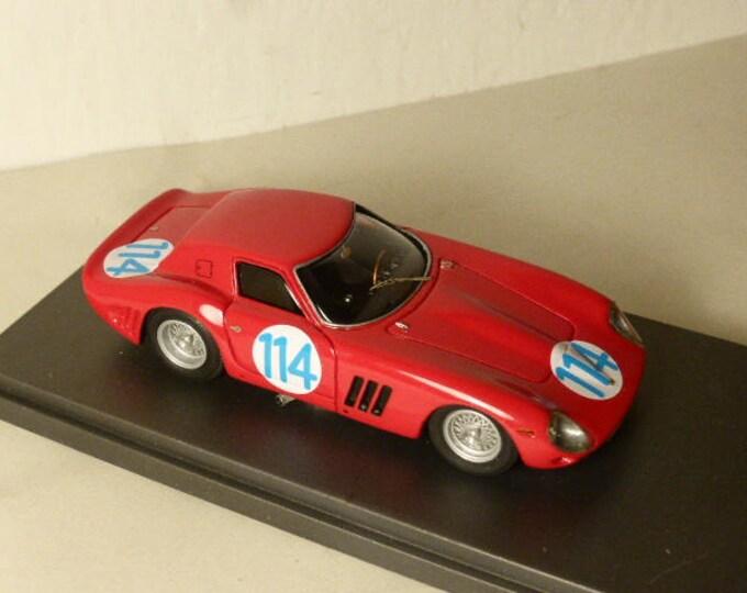 Ferrari 250 GTO 64 3413GT Targa Florio 1964 #114 REMEMBER Models 1:43 - Factory built