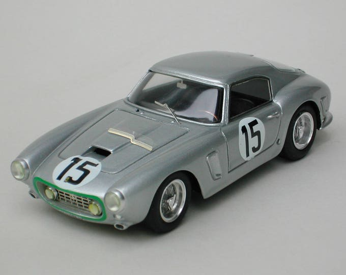 Ferrari 250 GT SWB 2009GT Le Mans 1960 #15 Taylor/Whitehead KIT Madyero 1:43