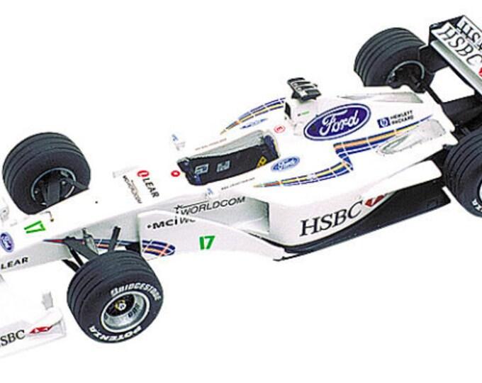 Stewart Ford SF-3 European GP 1999 Barrichello or Herbert TAMEO Kits TMK282 1:43