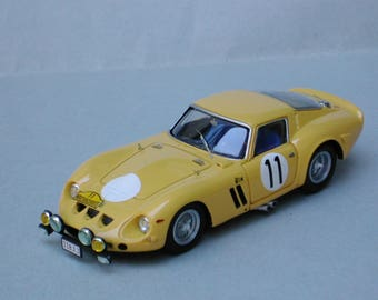 Ferrari 250 GTO 4153GT E.Francorchamps Marathon de la Route '65 Bianchi/Berger Remember Models kit 1:43