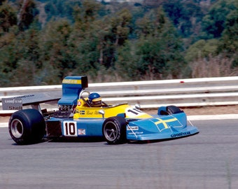 March Cosworth 761 F.1 South African GP 1976 Ronnie Peterson TAMEO Kits SLK066 1:43