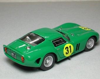 Ferrari 250 GTO 4491GT Silverstone International Trophy 1964 #31 David Piper Remember Models kit 1:43