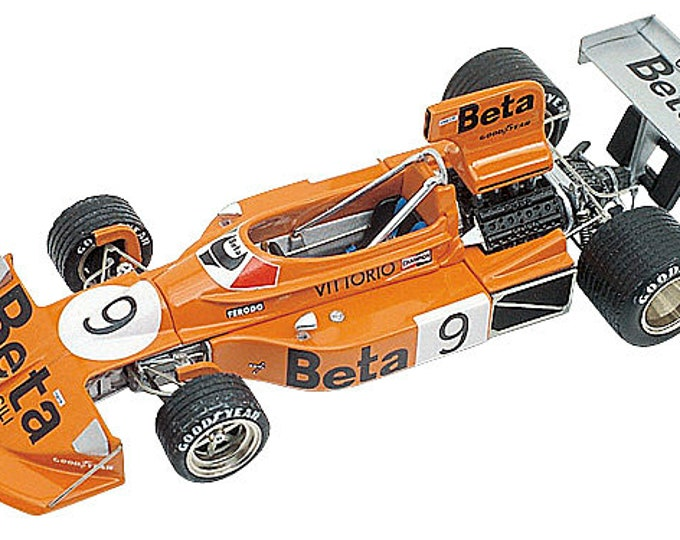 March Ford Cosworth 751 F.1 Austrian GP 1975 Brambilla TAMEO Kits TMK233 1:43