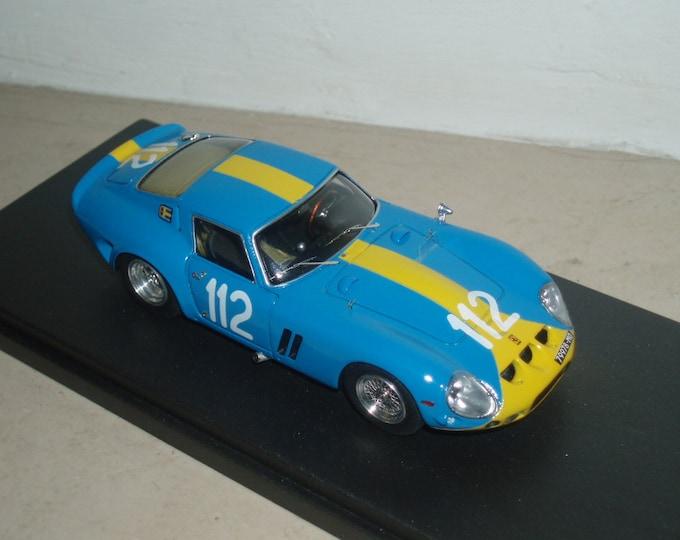 Ferrari 250 GTO 3445GT Targa Florio 1964 #112 Norinder/Troberg Remember Models kit 1:43