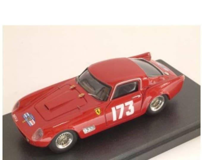 Ferrari 250 GT TDF chassis 0973GT Tour Auto 1959 #173 André Simon CARRARA Models 1:43 factory built