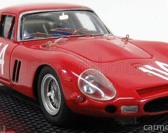 Ferrari 250 GTO Targa Florio 1965 n.114 Latteri/Capuano Remember Models kit 1:43