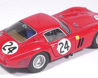Ferrari 250 GTO 4293GT Ecurie Francorchamps Le Mans 1963 #24 Beurlys/v.Ophem Remember Models KIT 1:43