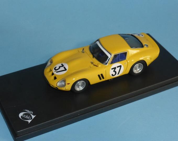 Ferrari 250 GTO  4153GT Ecurie Francorchamps 12h Reims 1965 #37 Grant/Ligier 1:43 Remember Models factory built