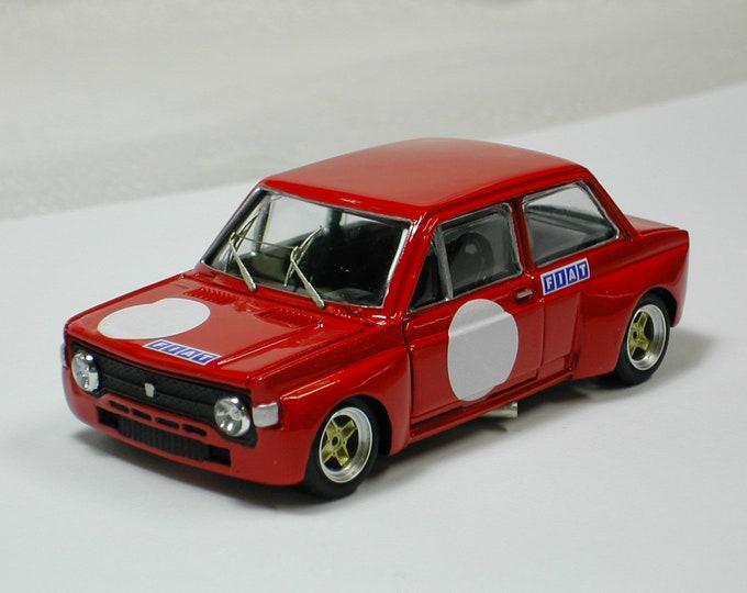 Fiat 128 Berlina Group 2 Assetto corsa 1973 REMEMBER kit 1:43