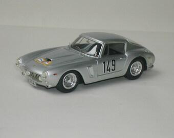 Ferrari 250 GT SWB 2937GT E.Francorchamps Tour de France Auto 1961 winner #149 Mairesse/Berger KIT Madyero 1:43