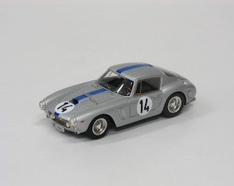 Ferrari 250 GT SWB 2689GT Le Mans 1961 #14 Noblet/Guichet KIT Madyero 1:43