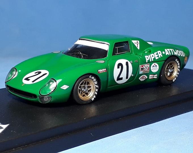 Ferrari 250 LM Le Mans 1968 #21 Piper/Attwood 1:43 Remember Models factory built