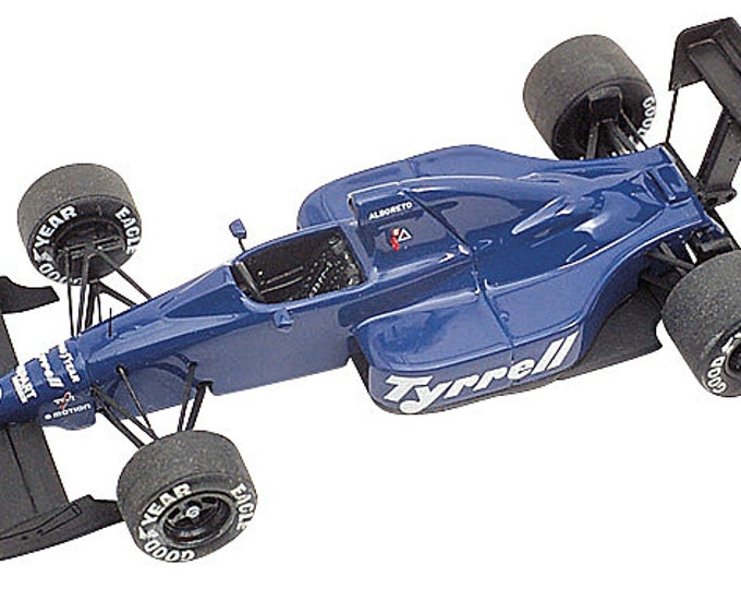 Tyrrell Cosworth 018 F.1 Monaco GP 1989 Palmer or Alboreto Tameo Kits TMK095 1:43