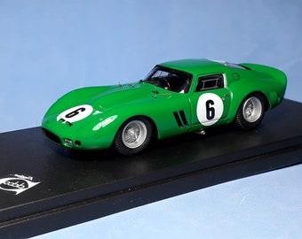 Ferrari 250 GTO 4491GT 1000km Paris 1964 #6 Piper/Maggs 1:43 Remember Models factory built