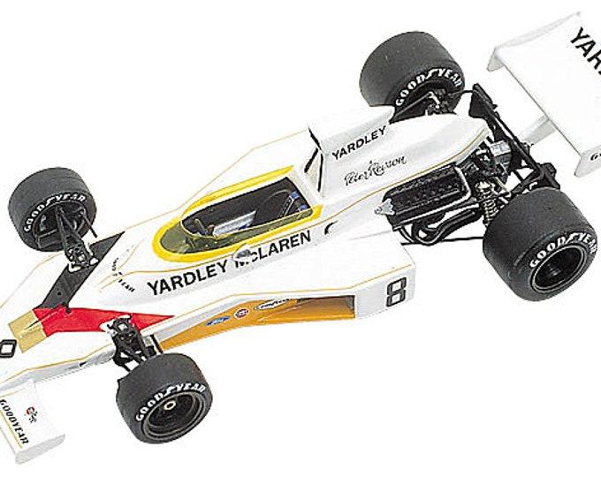 McLaren Ford Cosworth M23 F.1 British GP 1973 Scheckter or Hulme TAMEO Kits TMK220 1:43