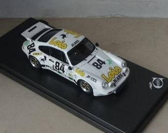 Porsche 911 Carrera RS Gr.3 Lois Le Mans 1975 #83 REMEMBER kit 1:43