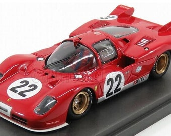 Ferrari 512S 1000km Spa 1970 #22 Giunti/Vaccarella works car Madyero by Remember 1:43 KIT