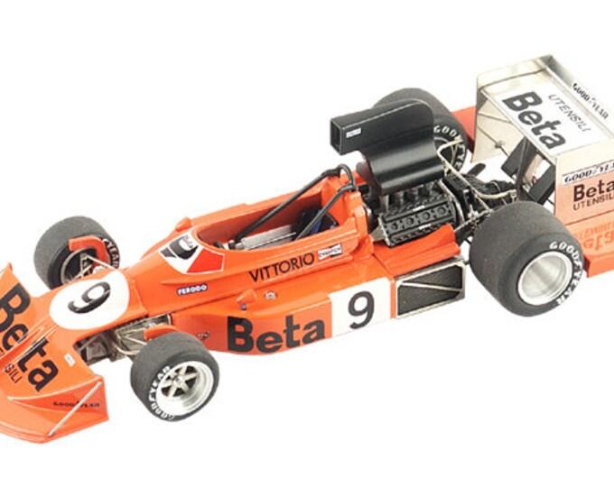 March Ford Cosworth 751 F.1 British GP 1975 Brambilla TAMEO Kits TMK313 1:43