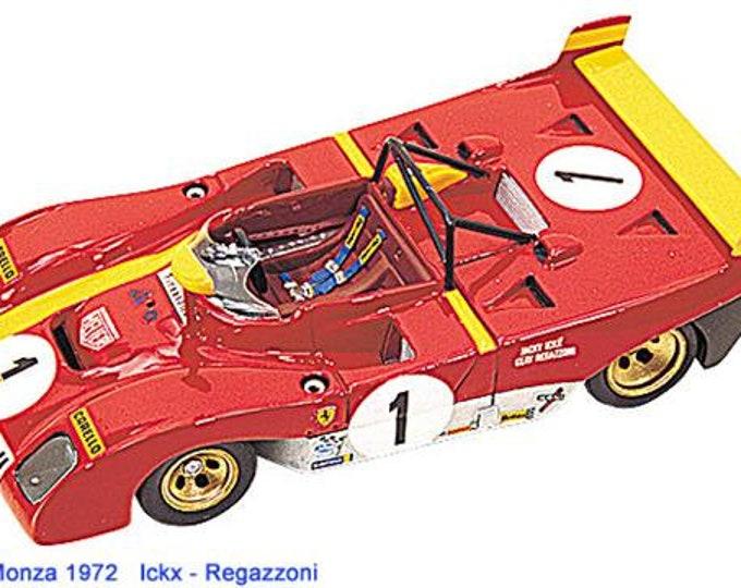 Ferrari 312 PB Monza / Brands Hatch / Buenos Aires 1972 various versions TAMEO Kits TMK018 1:43