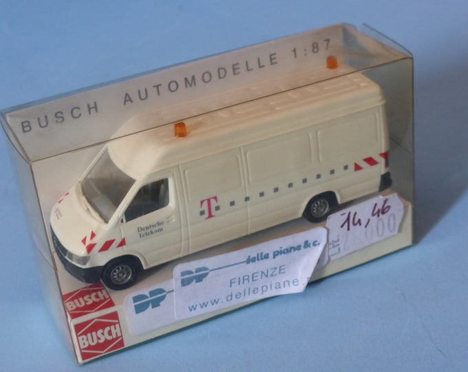 Mercedes Sprinter Deutsche Telekom Busch 47819 H0 1:87