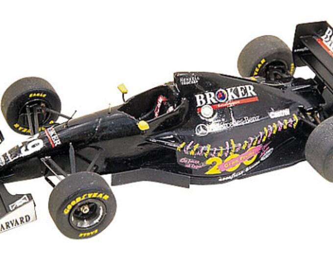 Sauber Mercedes C13 F.1 Canadian GP 1994 Frentzen or De Cesaris TAMEO Kits TMK192 1:43