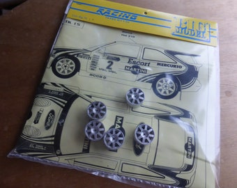 1:24 transkit for Ford Escort RS Cosworth Martini Coppa Liburna 1997 Cunico (decals+white metal wheels) RACING43 Big-TK15