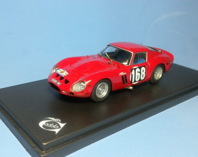 Ferrari 250 GTO 5111GT Tour Auto 1964 #168 Guichet/Bourbon-Parme REMEMBER Models 1:43 - Factory built