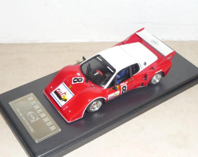 Ferrari 512BB-LM Turbo IMSA Chateau 1978-79 REMEMBER kit 1:43
