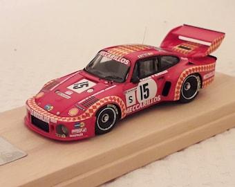 Porsche 935 Gr.5 Meccarillos Haberthur 6h Silverstone 1978 #15 Haldi/Mueller Madyero by Remember 1:43 factory built