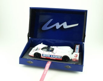 Jaguar XJR14 IMSA-GTP Laguna Seca 1992 #3 Arie Luyendijk GTS Série Le Mans Miniatures slot car 1:32 132051/3M