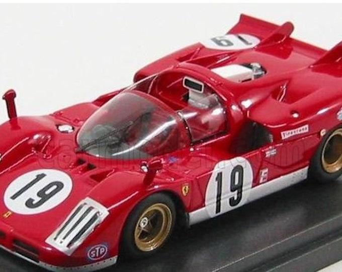 Ferrari 512S Spyder 12h Sebring 1970 #19 Andretti/Merzario works car Madyero by Remember 1:43 KIT