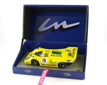 Porsche 917/81 Malardeau Le Mans 1981 #10 Chasseuil/Wollek/Lapeyre GTS Série Le Mans Miniatures slot car 1:32 1320081/10M