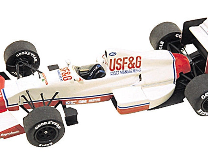 Arrows Cosworth A11 F.1 Monaco GP 1989 Cheever or Warwick Tameo Kits TMK100 1:43