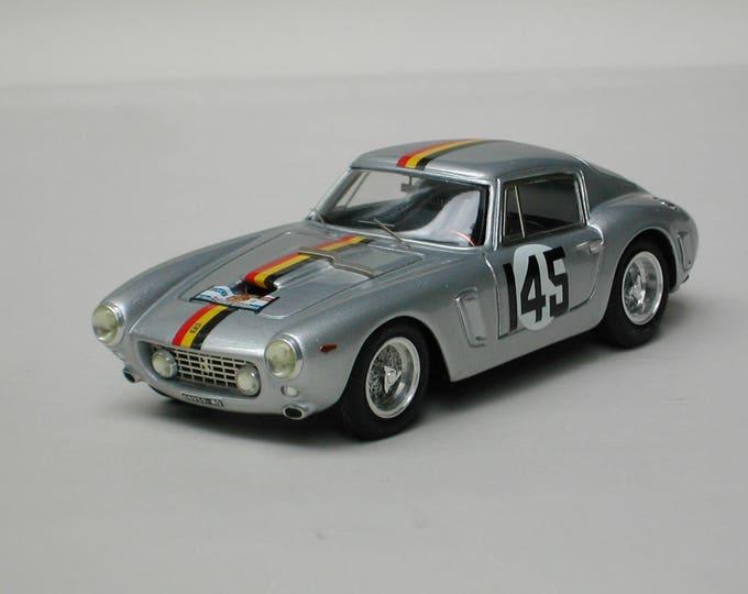 Ferrari 250 GT SWB 2819GT Tour de France Auto 1961 #145 Gendebien/Bianchi KIT Madyero 1:43