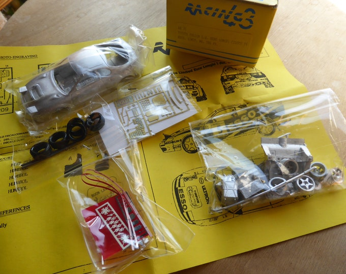 Toyota Celica ST185 Limited Gr.A Esso Rally del Ciocco 1994 Longhi Racing43 RK71 KIT 1:43 limited edition