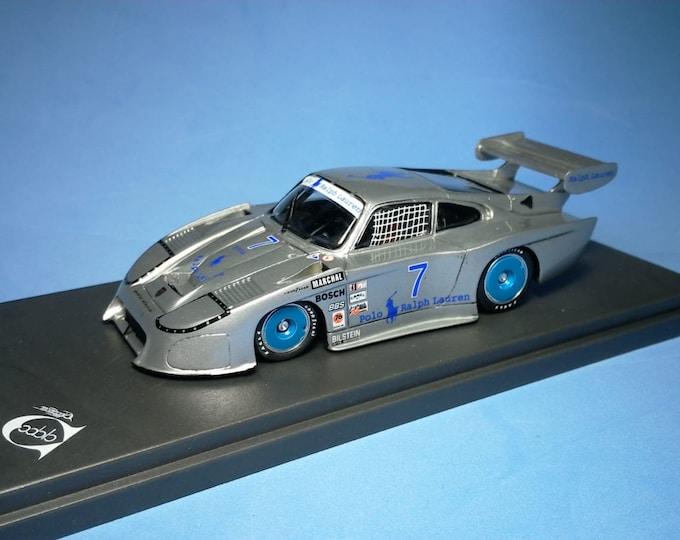 Porsche 935/84 IMSA Bob Akin Racing 24h Daytona 1985 #7 Mullen/Nierop/McIntyre Remember Models KIT 1:43