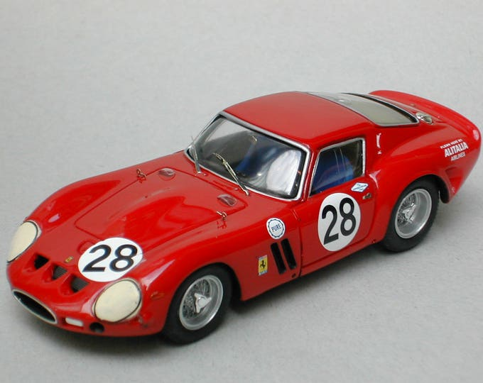 Ferrari 250 GTO 4219GT Sebring 12h 1963 #28 Bonnier/Cannon Remember Models kit 1:43