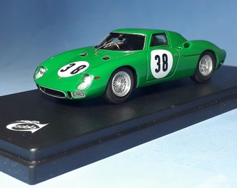 Ferrari 250 LM 5897GT Monza Coppa Intereuropa 1964 #38 David Piper 1:43 Remember Models factory built