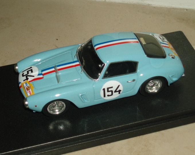 Ferrari 250 GT SWB 2127GT Tour de France Auto 1960 #154 Dumay/Schlesser KIT Madyero 1:43