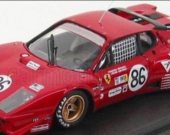 Ferrari 365 GT/BB IMSA Le Mans 1978 #86 Remember Models kit 1:43