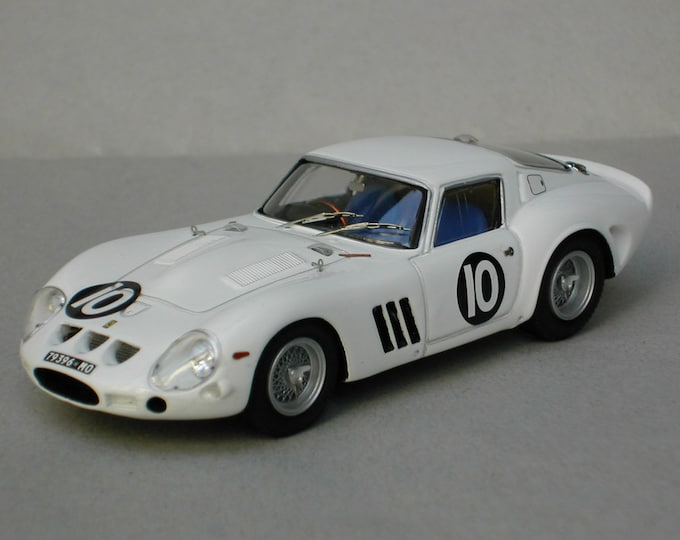 Ferrari 250 GTO 3729GT Grovewood Trophy Mallory Park 1963 Salvadori Remember Models kit 1:43